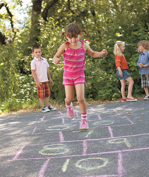 Rules and Variations for Hopscotch |Rules For Playing Hopscotch